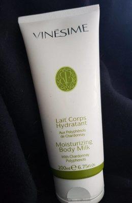 Lait corp hydratant vinesime - Product - fr