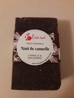 savon nuit de cannelle - Product - fr