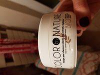 Masque pour cheveux colorés aux extraits végétaux - Product