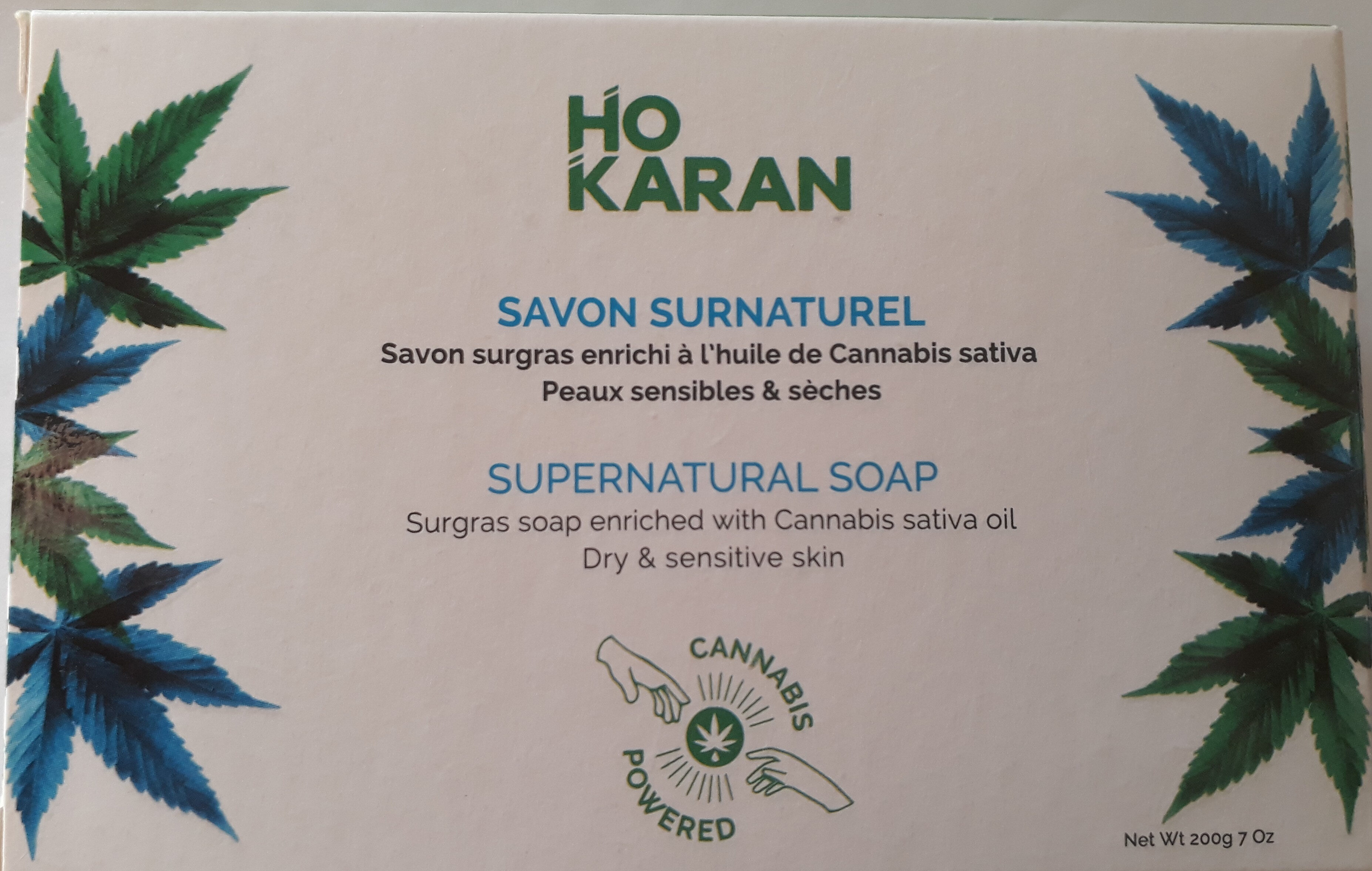 Savon surnaturel - Product - fr