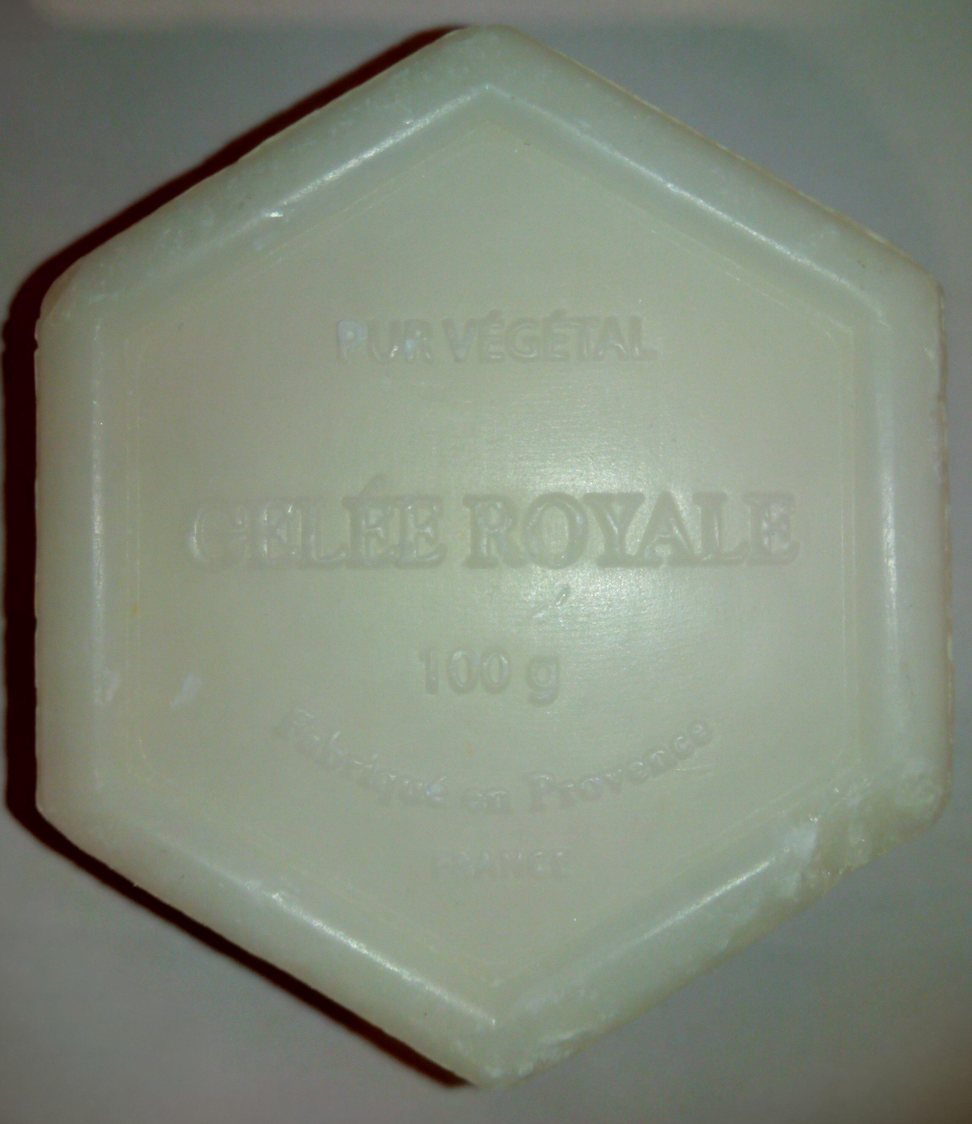 Savon à la Gelée Royale - Produit - fr