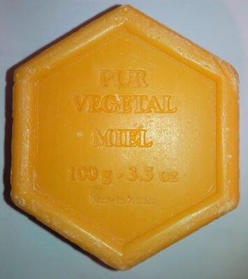 Savon au Miel - Product - fr