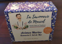 Savon Arômes marins - Romarin et sel de mer - Product - fr