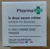 savon crème à l'huile d'amande douce - Product - fr