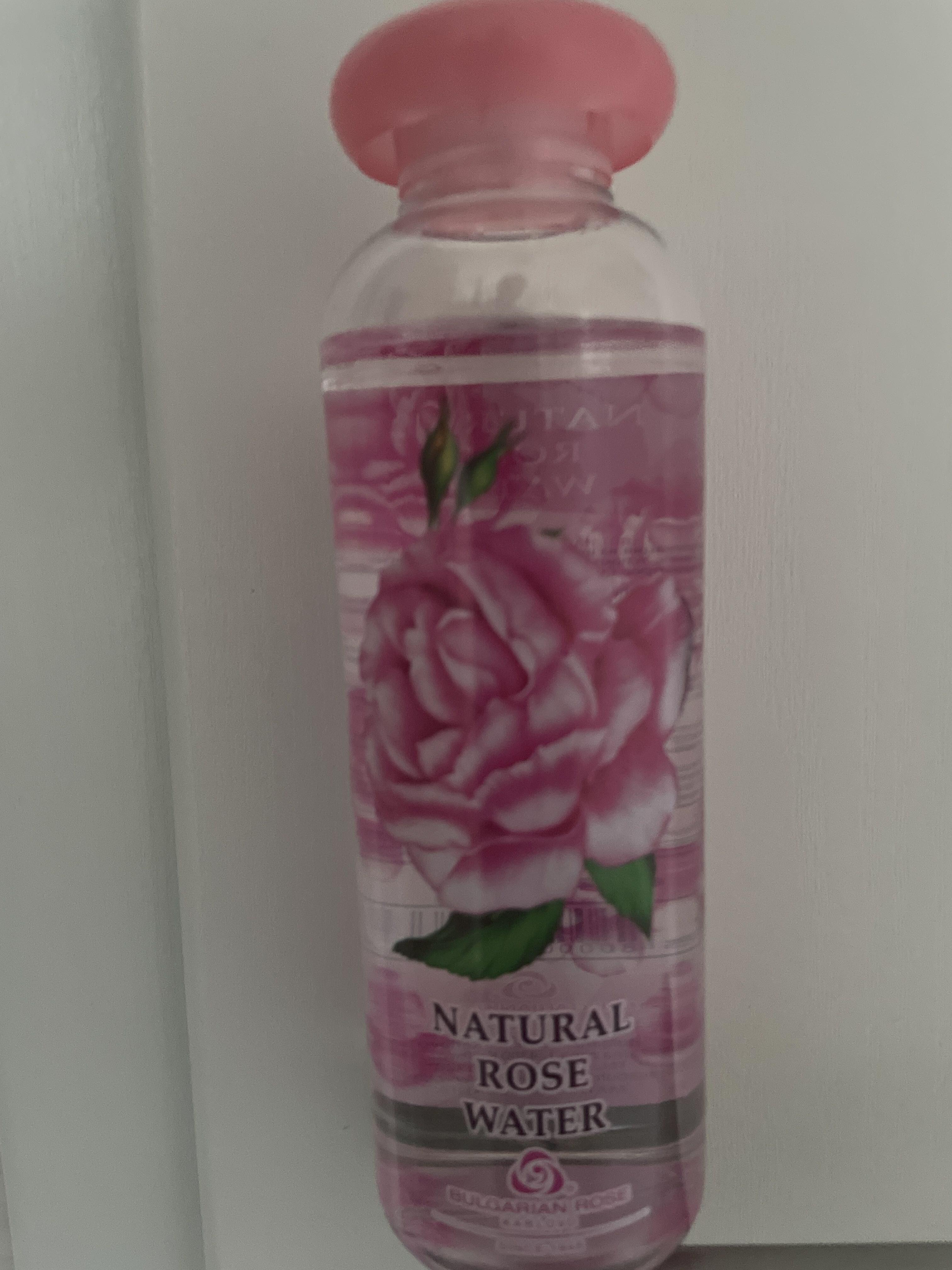 Natural Rose Water - Product - de