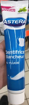 Dentifrice Blancheur au fluor - Product - fr