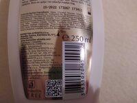 Afrodita natural vanilla body milk - Product - en