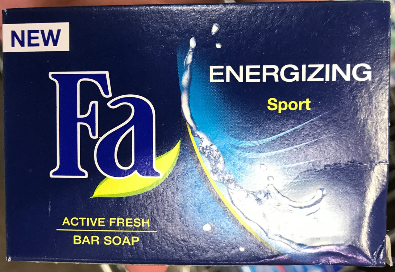 Energizing Sport Active Fresh - Produit