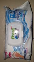 lingette antibacterienne - Product - fr