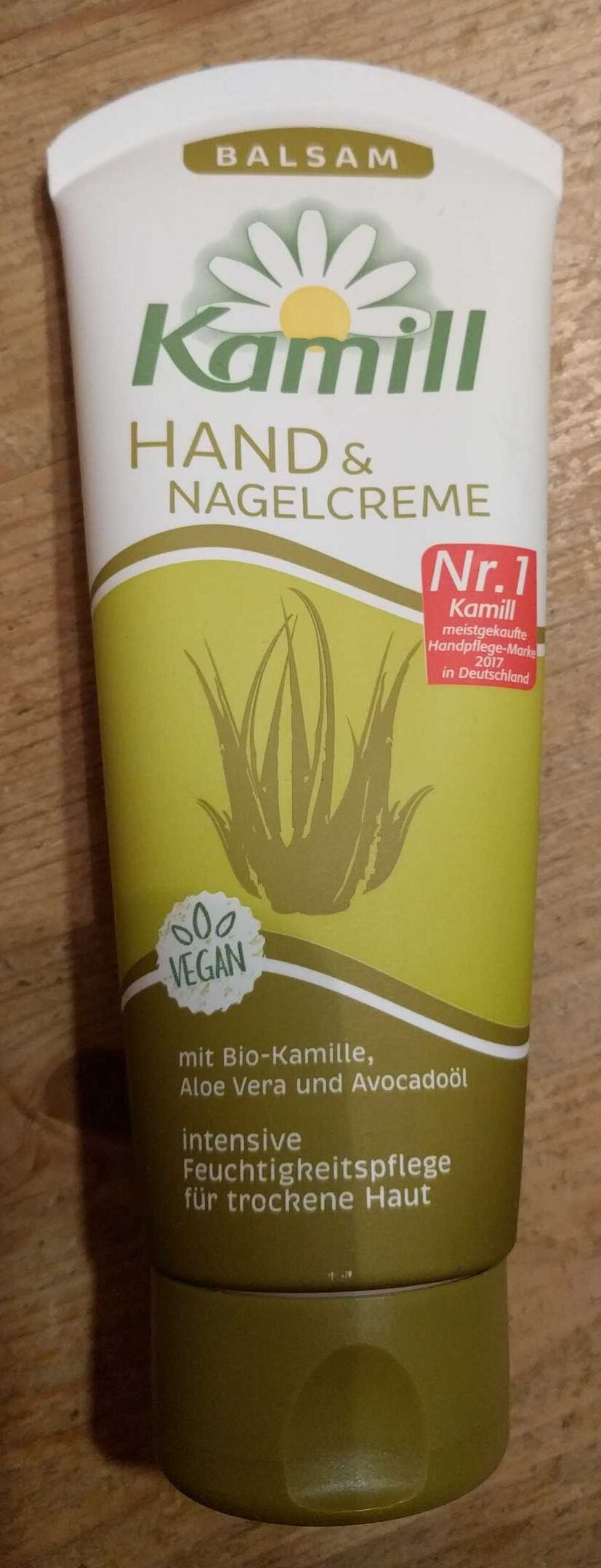 Hand & Nagelcreme - Product - de