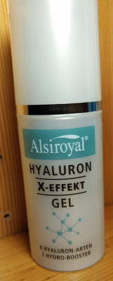Hyaluron X-Effekt Gel - Product - de