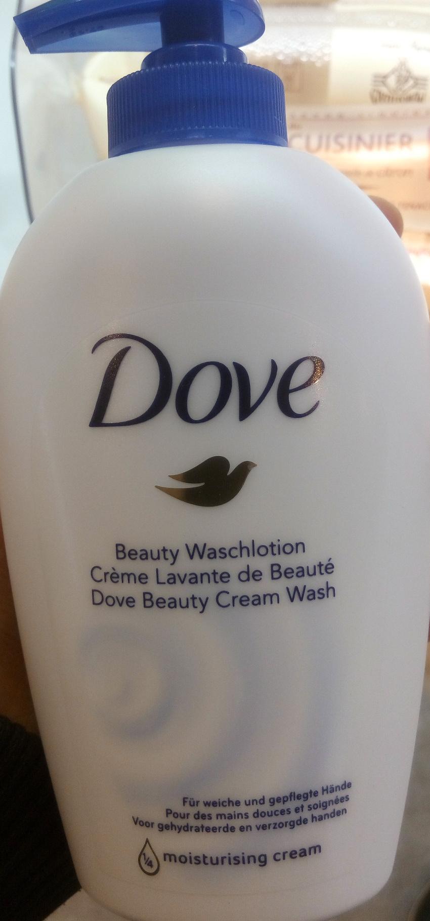 Crème lavante de beauté - Produit - fr