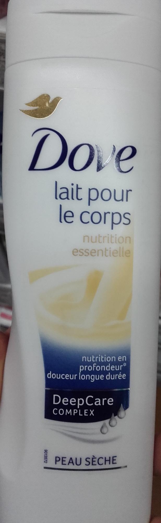 Lait pour le corps nutrition essentielle - Produit - fr