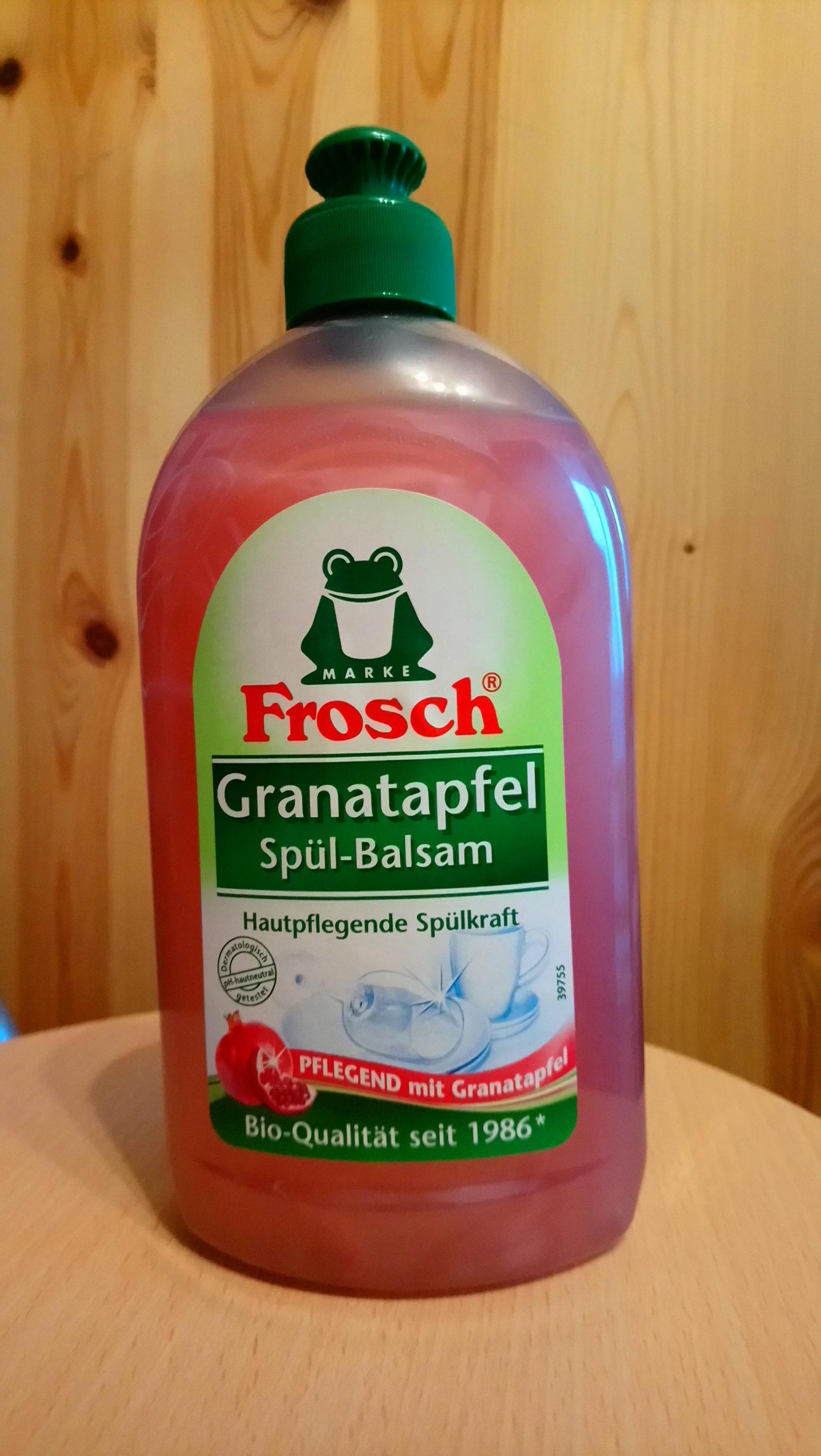 Granatapfel Spül-Balsam - Product - de