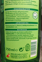 Limonen Spülmittel - Ingredients - de