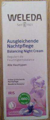 Ausgleichende Nachtpflege - Product - de