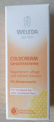 Coldcream Gesichtscreme - Produit - de