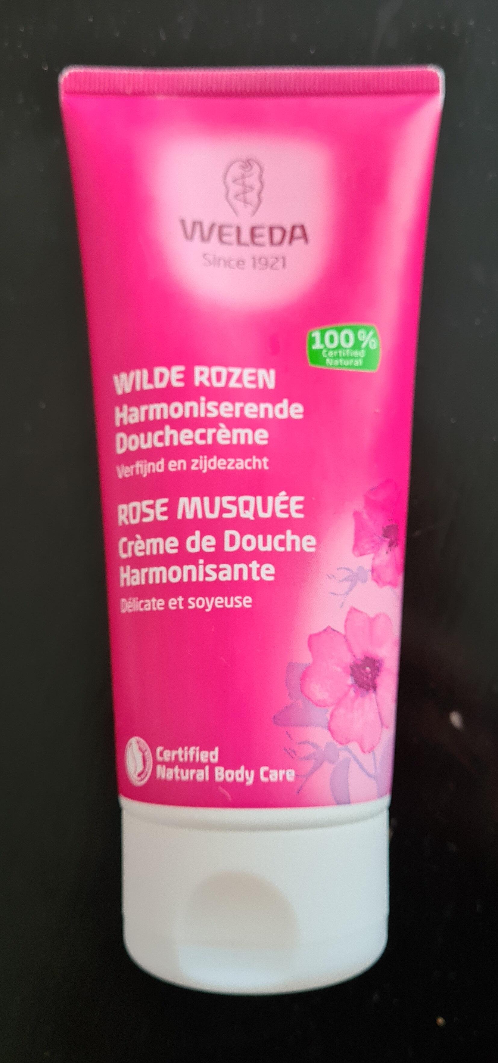 Welada wild rose shower cream - Product - fr