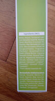 Citrus — Erfrischende Feuchtigkeitslotion - Ingredients - de