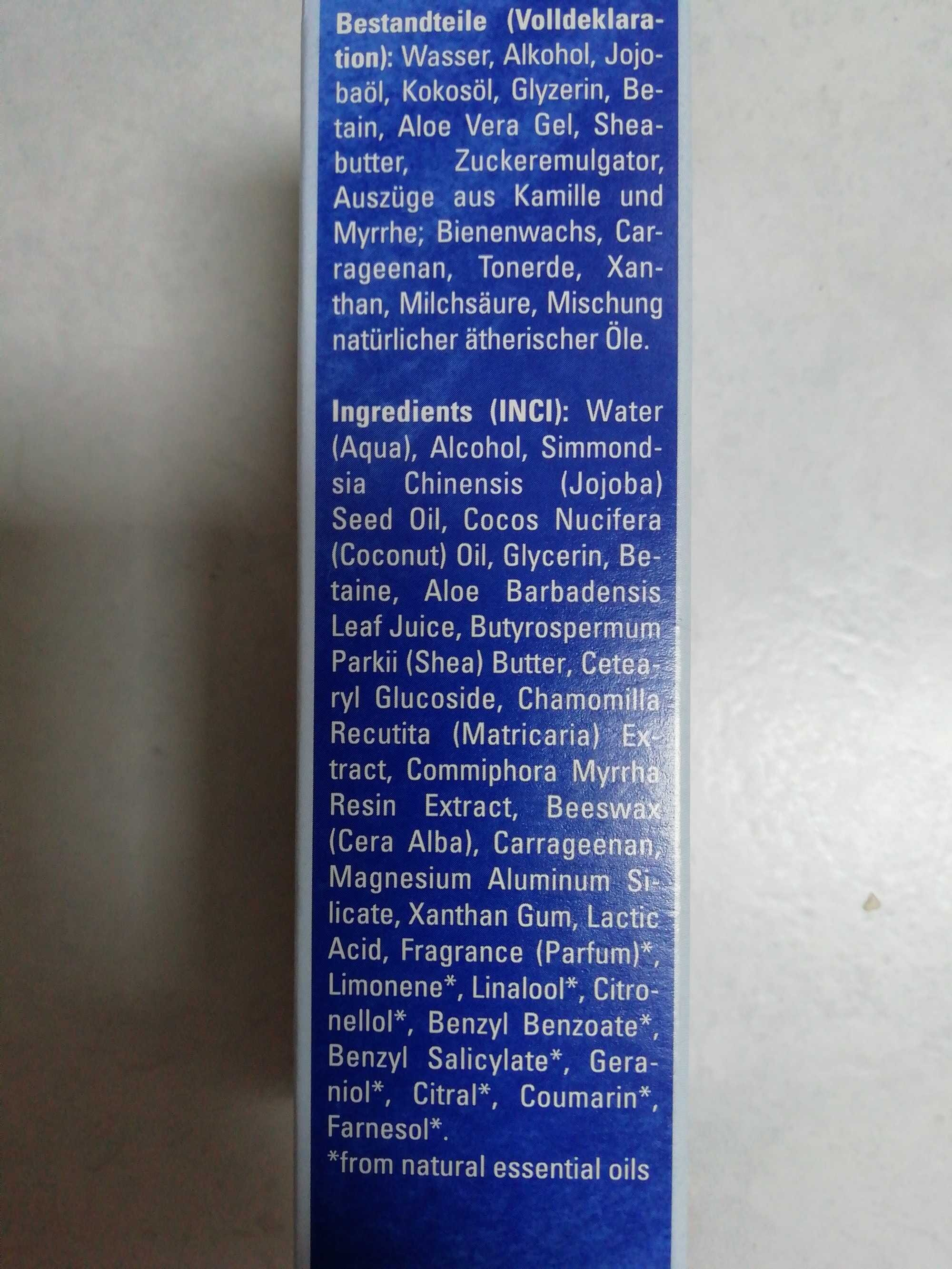 Aftershave Balm - Product - en