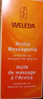 Arnica Massageolie - Product