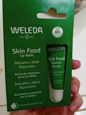 weleda skin food lip balm - Product - en
