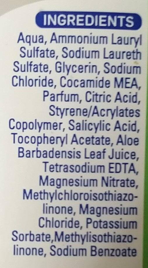 Sanft zur Haut, stark gegen Bakterien (Flüssige Handseife) - Ingredients - de