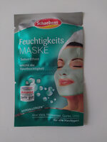 Feuchtigkeits Maske - Product - en