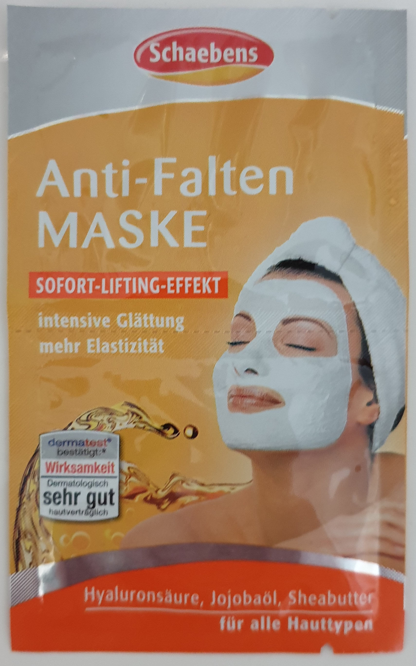 Anti-Falten Maske - Product - de