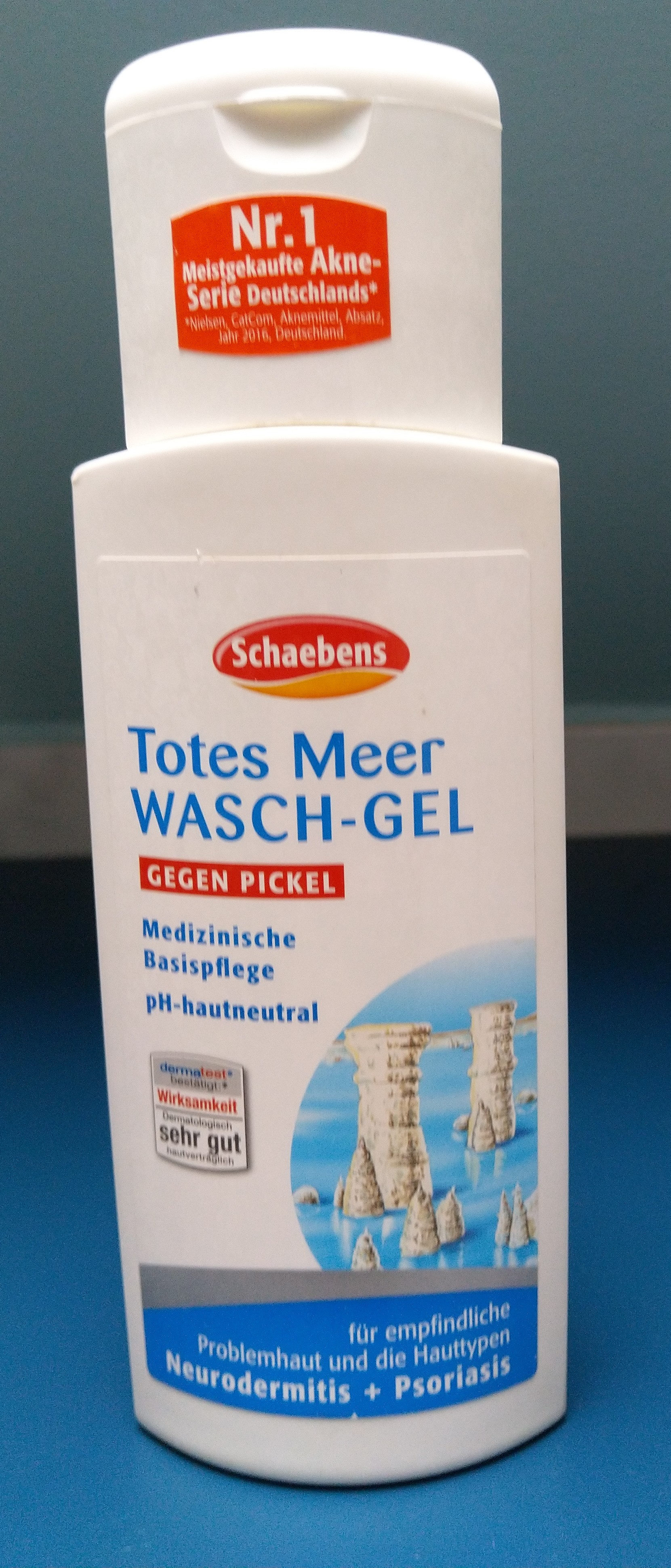 Totes Meer Wasch-Gel - Product