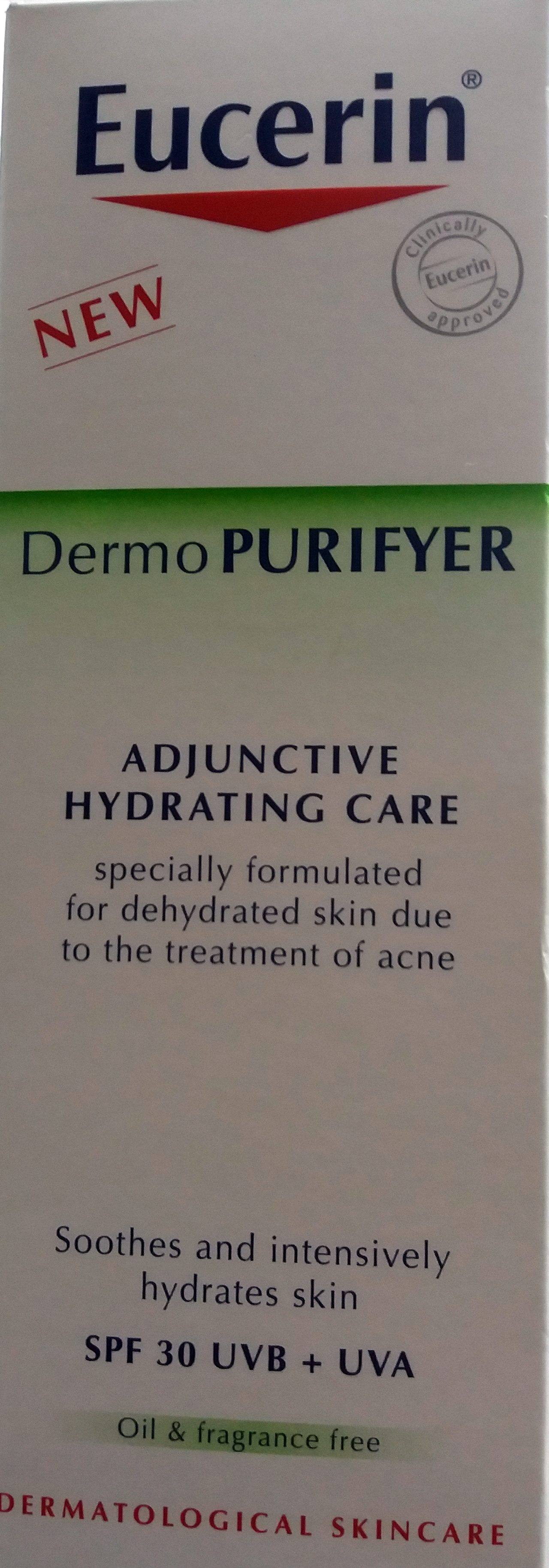dermo PURIFYER adjunctive hydrating care - Product - en