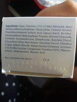 dermo PURIFYER adjunctive hydrating care - Ingredients