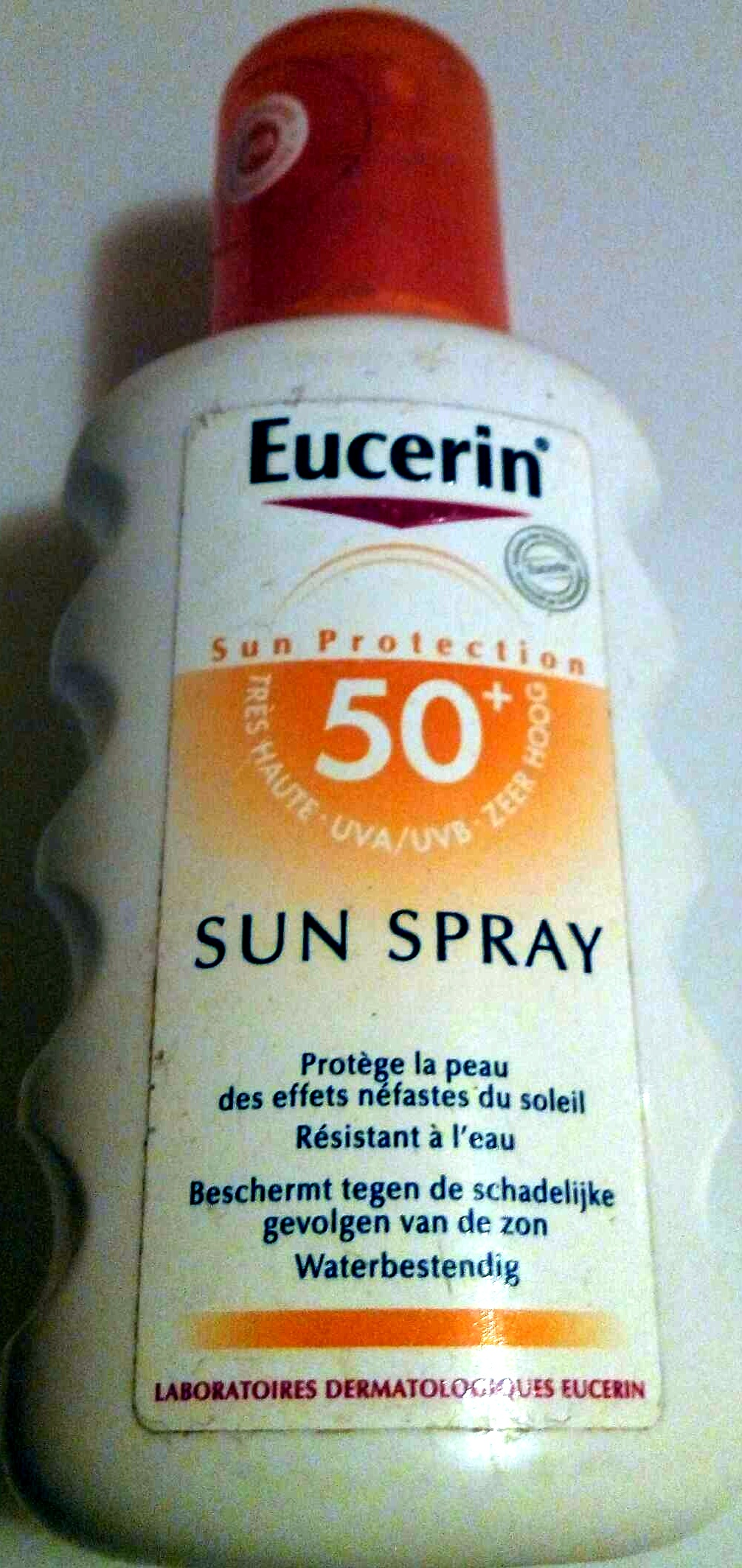 Sun spray 50+ - Product