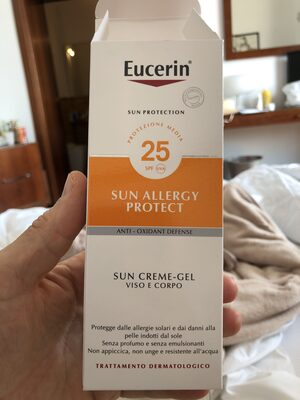 Sun allergy protect - Product