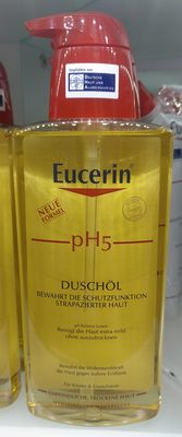 Eucerin pH5 Duschöl m.Pumpe empfindliche Haut - Product - de