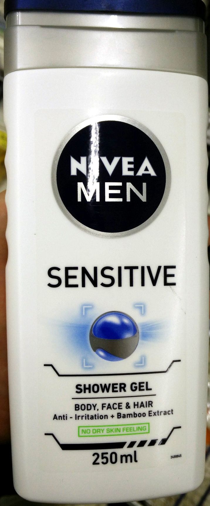 Sensitive Shower Gel - Product