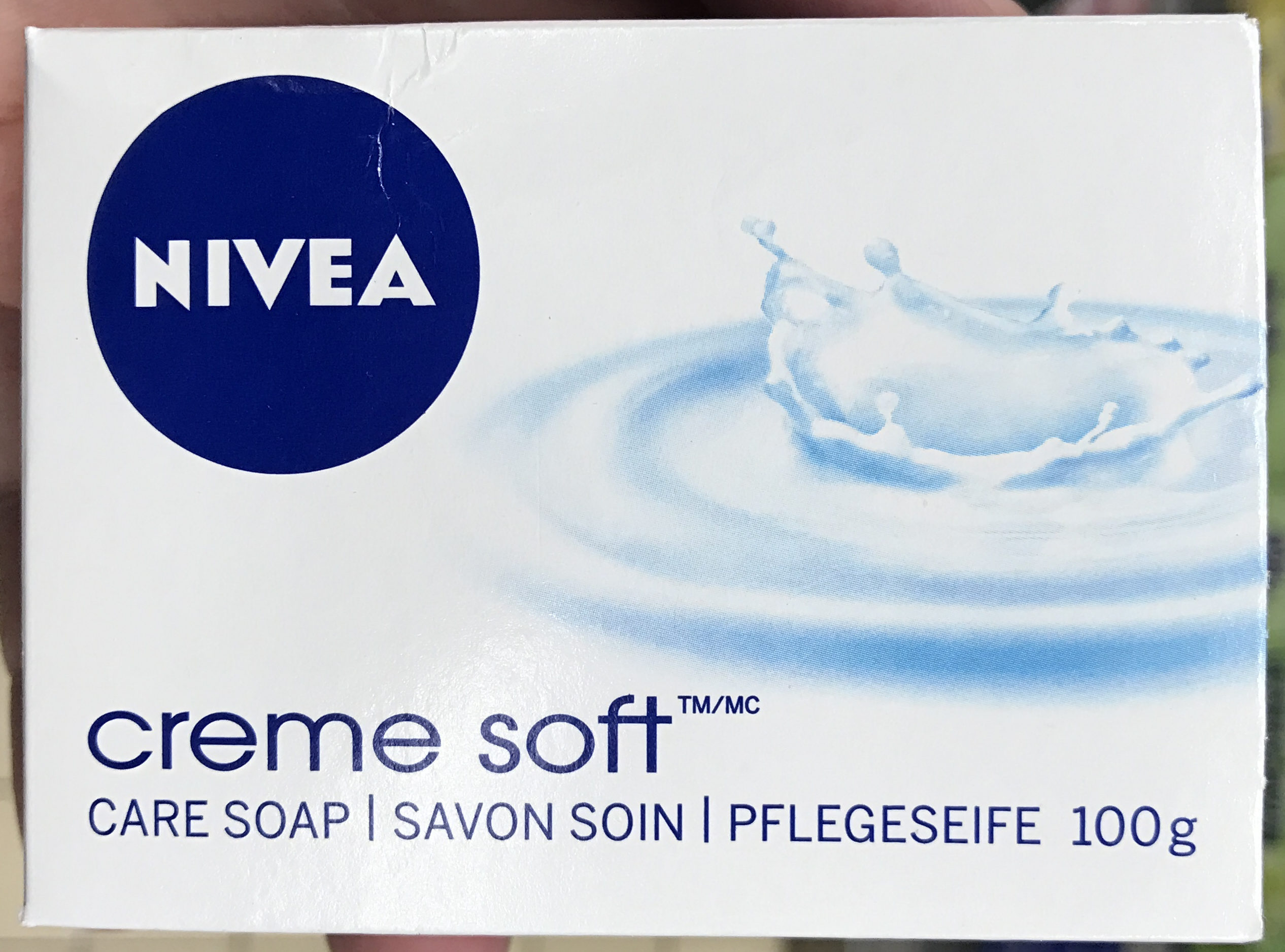 Creme Soft Savon Soin - Product - fr