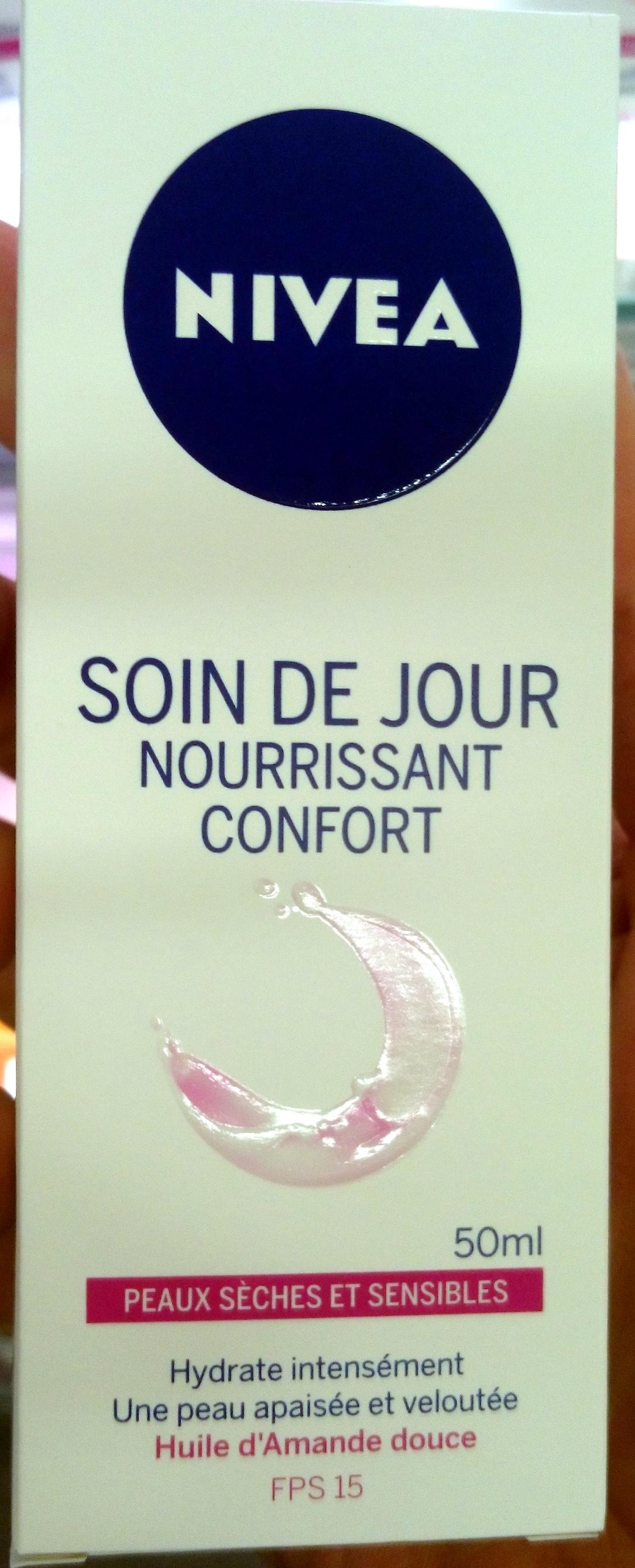 Soin de jour nourrissant confort - Product - fr