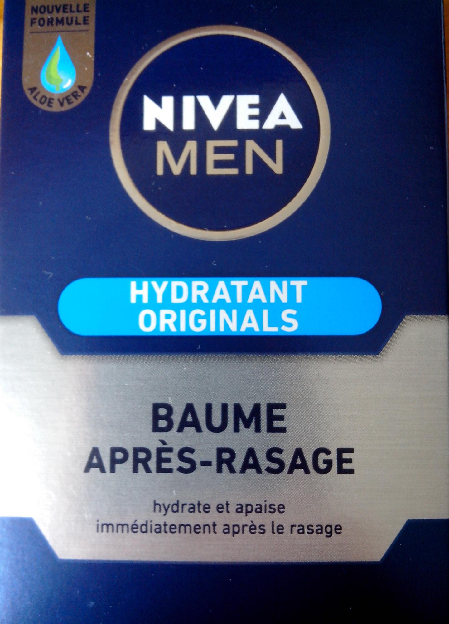 Baume après-rasage - Product - fr