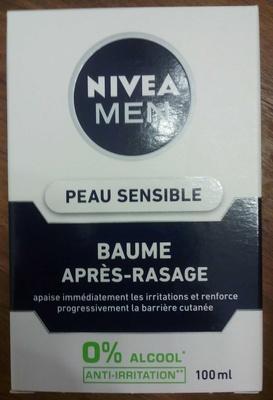 Baume après-rasage peau sensible - Produit - fr