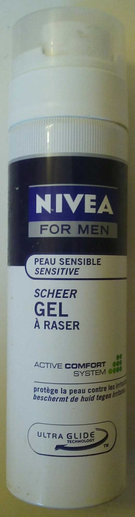 Gel à raser peau sensible - Product - fr