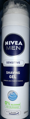 Nivea shaving gel - Product - en