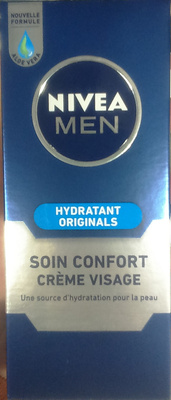 Soin confort crème visage - Produit