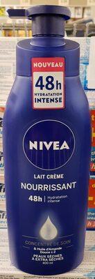 Lait crème nourrissant - Product - fr