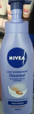 Lait hydratant Douceur peaux sèches - Product