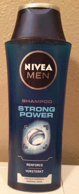 Nivéa Men Strong Power - Produit - fr