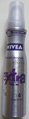 Styling mousse extra strong - Produit