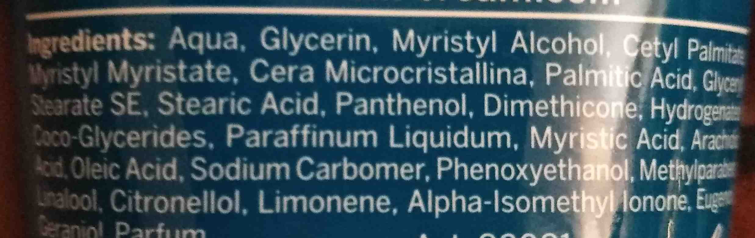 atrix - Ingredients
