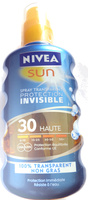 Spray transparent protection invisible 30 haute - Produit