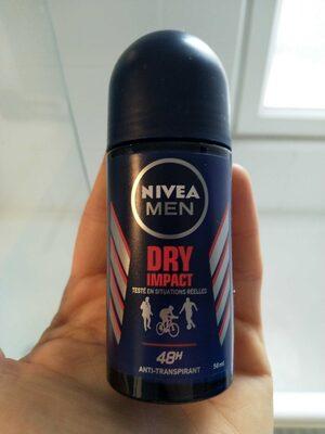 Dry Impact plus 48H - Produit - fr